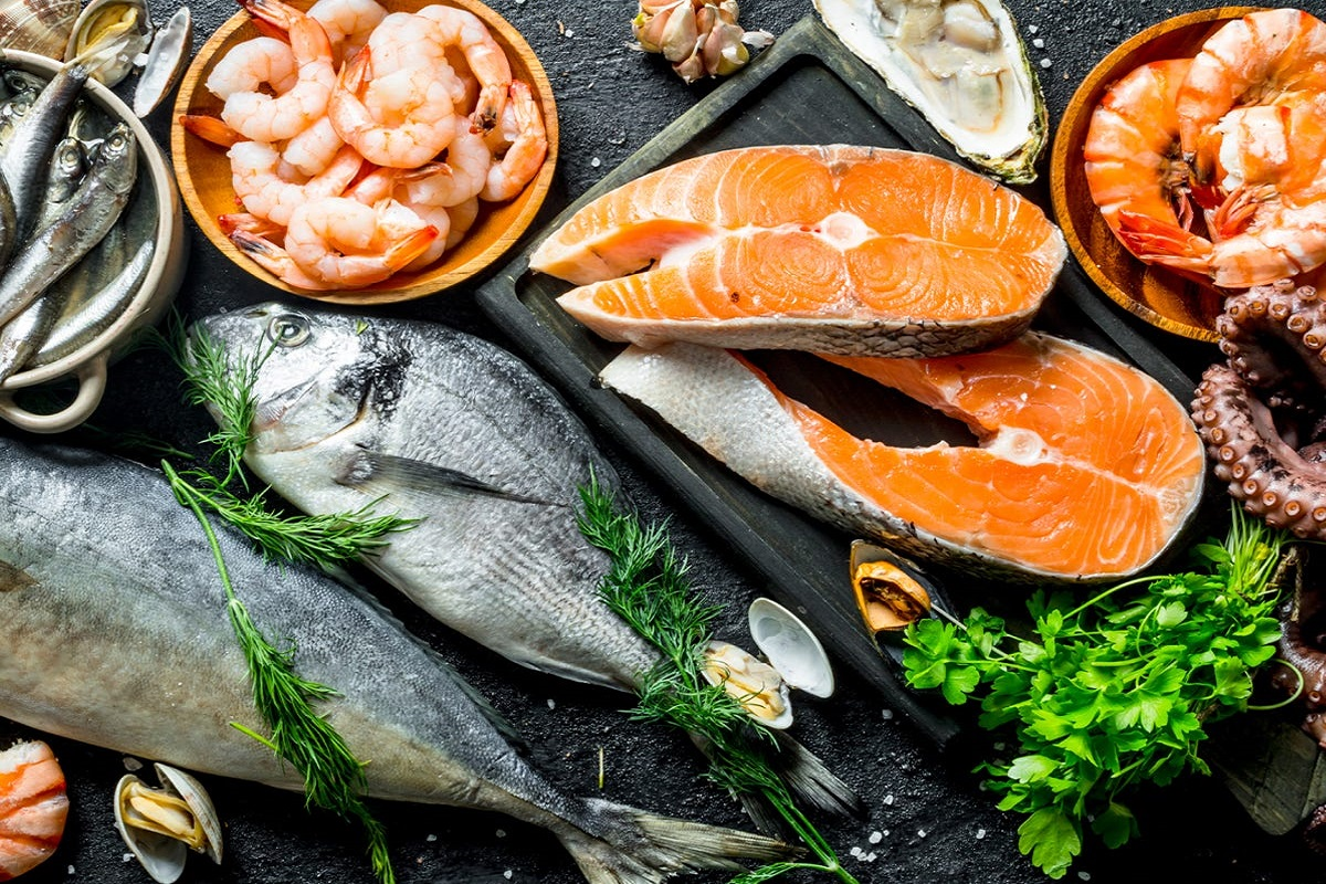25 Useful Infographics About Seafood