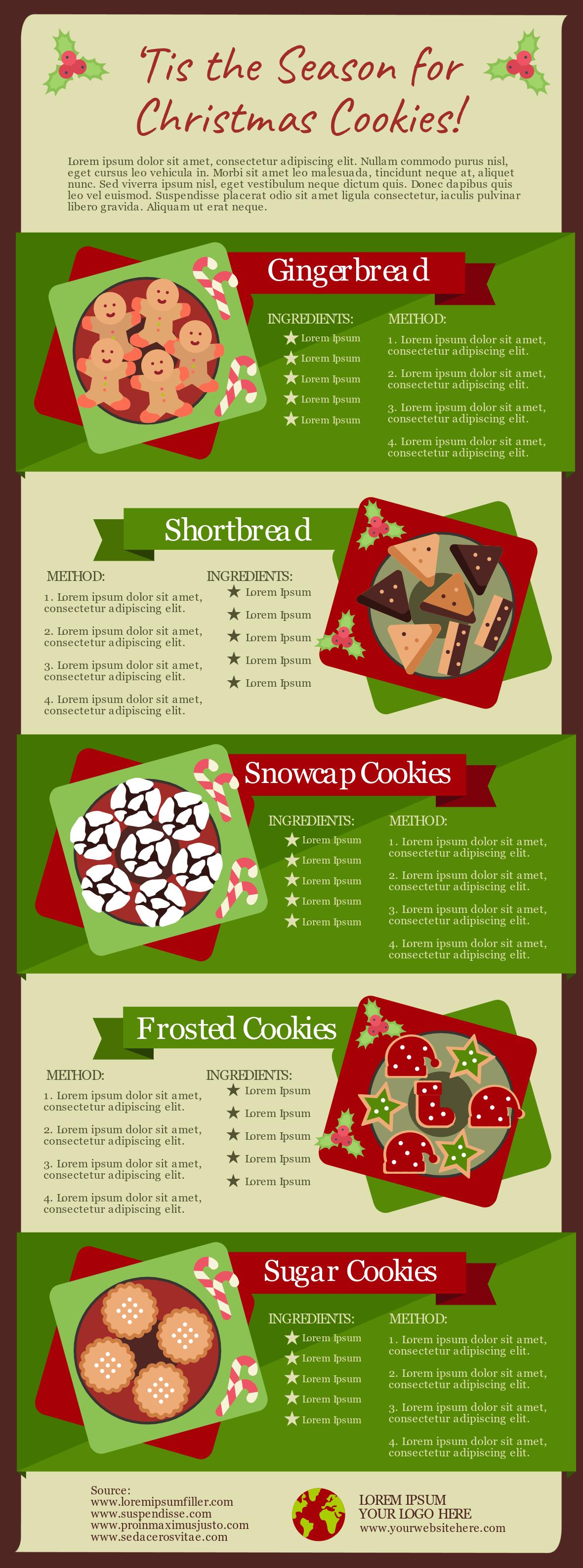Tis the Season for Christmas Cookies
