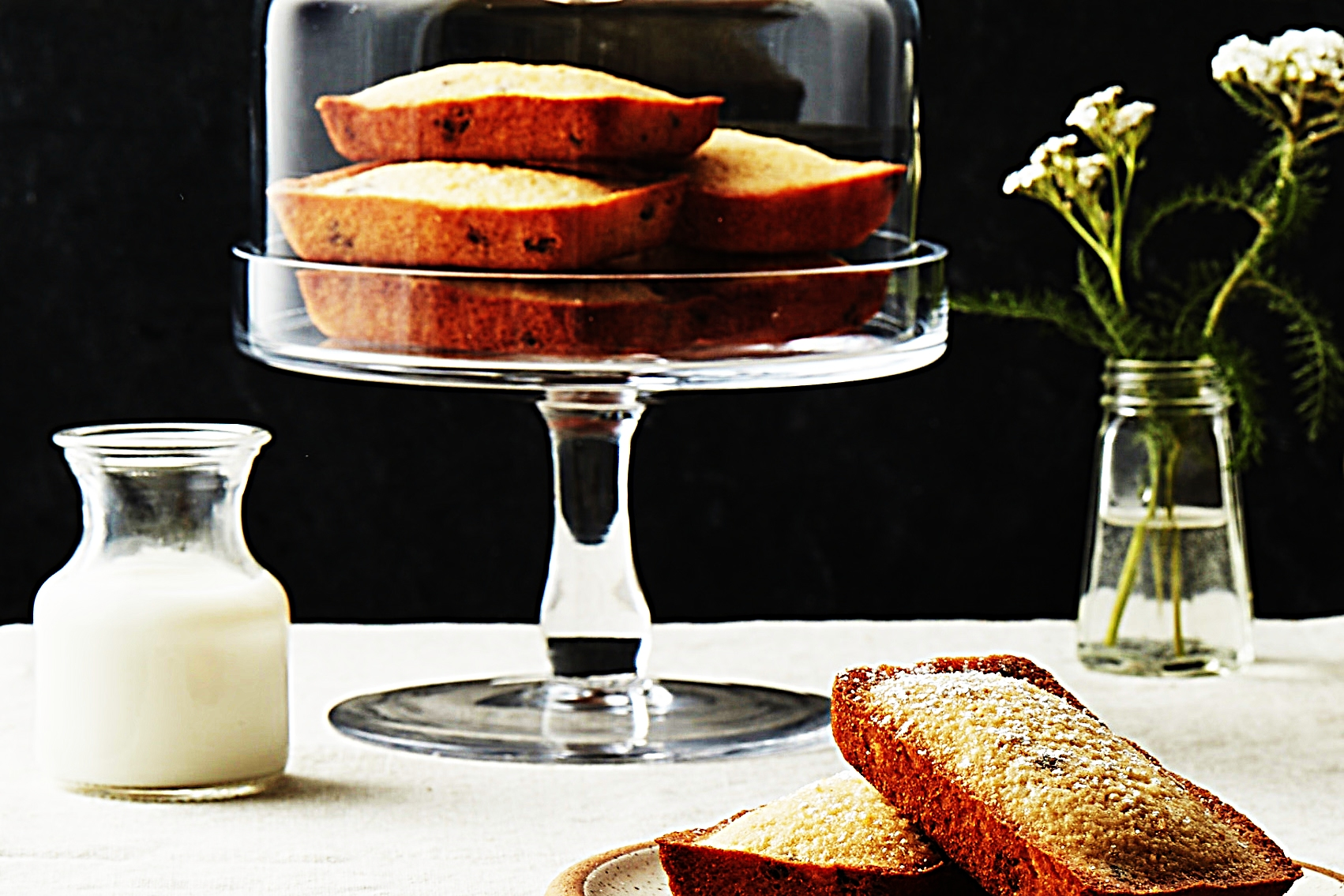 Stupid-Easy Recipe for Almond Financier with Orange Zest and Cocoa Nibs (#1 Top-Rated)