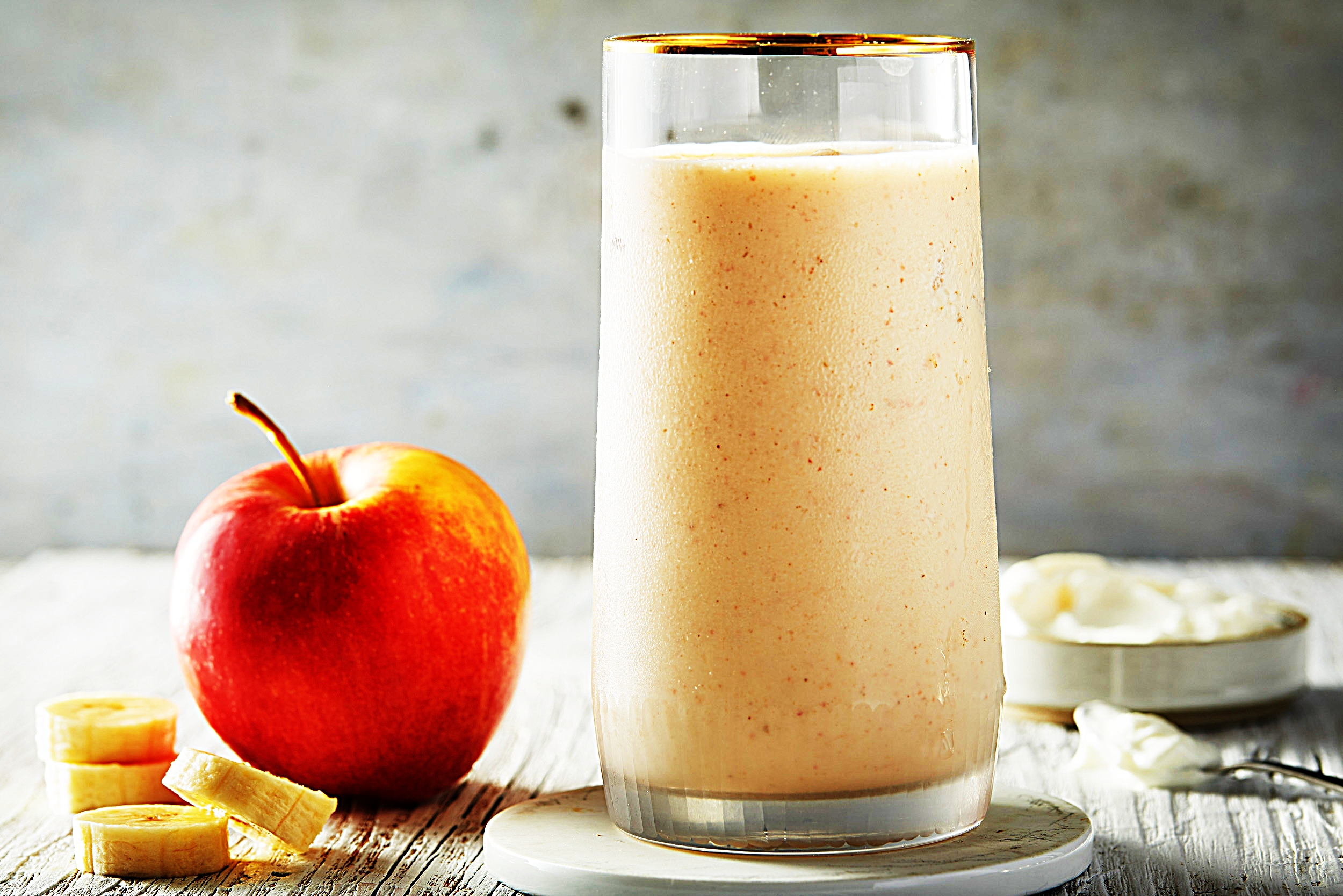 Stupid-Easy Recipe for Apple Pie Smoothie (#1 Top-Rated)