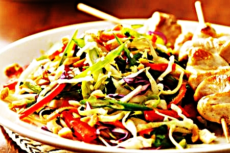 Stupid-Easy Recipe for Asian Coleslaw with Ginger Soy Dressing (#1 Top-Rated)