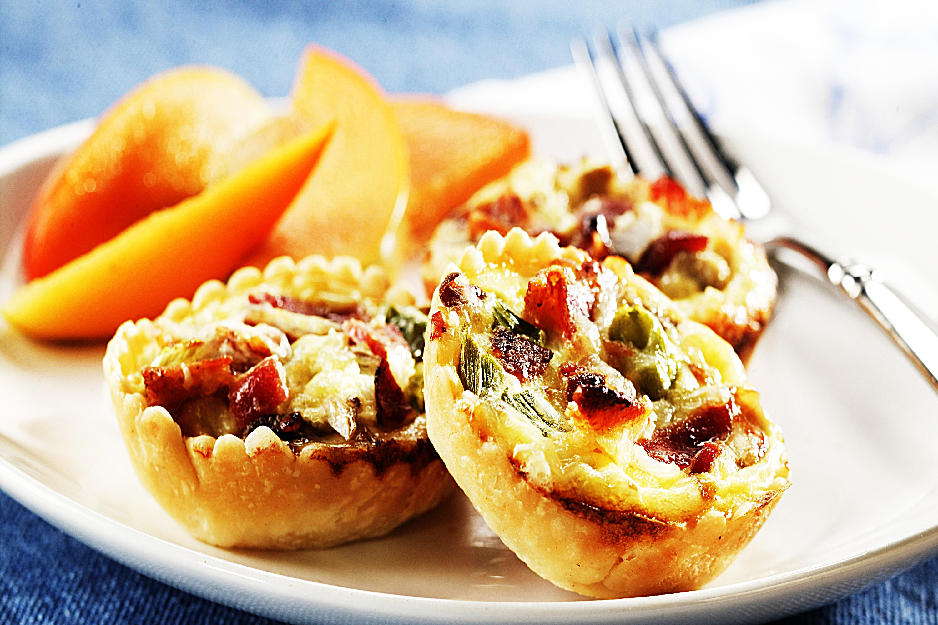 Stupid-Easy Recipe for Bacon and Mushroom Bite-Size Quiche (#1 Top-Rated)