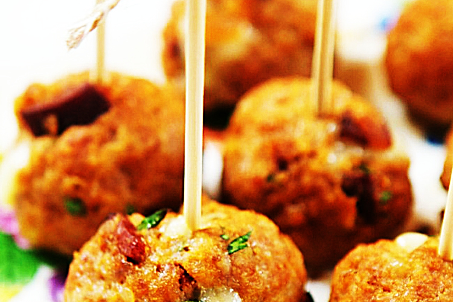 Stupid-Easy Recipe for Cheese Stuffed Chorizo Meatballs (#1 Top-Rated)