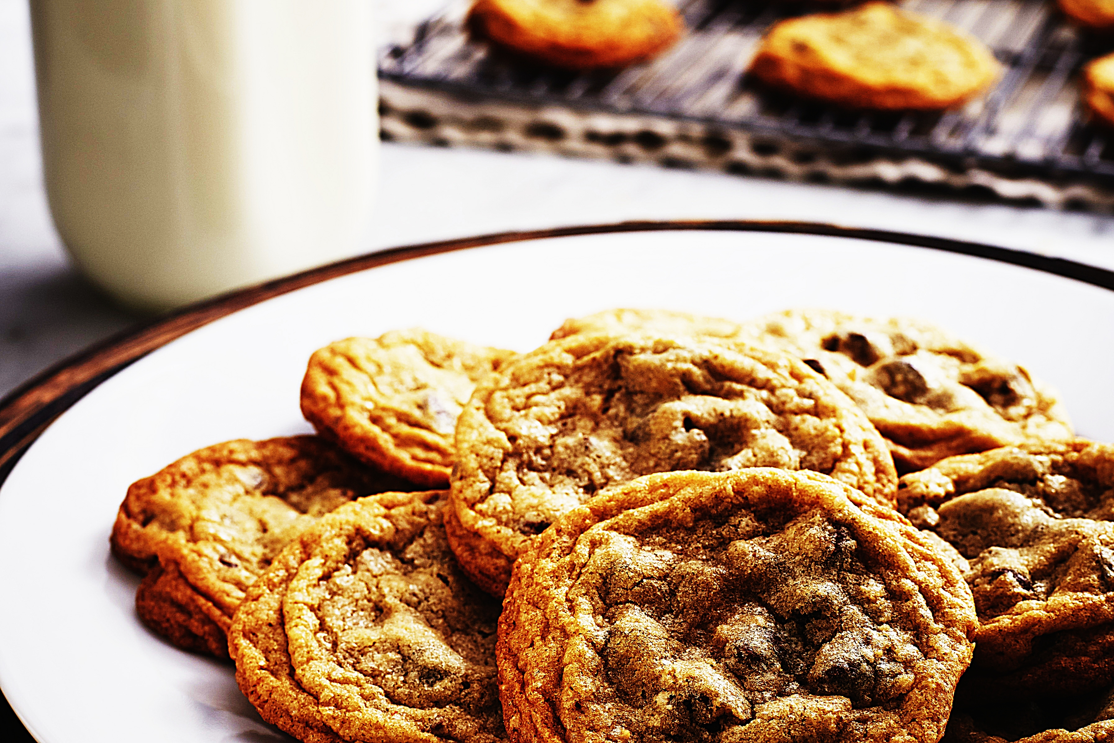 Stupid-Easy Recipe for Chocolate Chip Cookie (#1 Top-Rated)