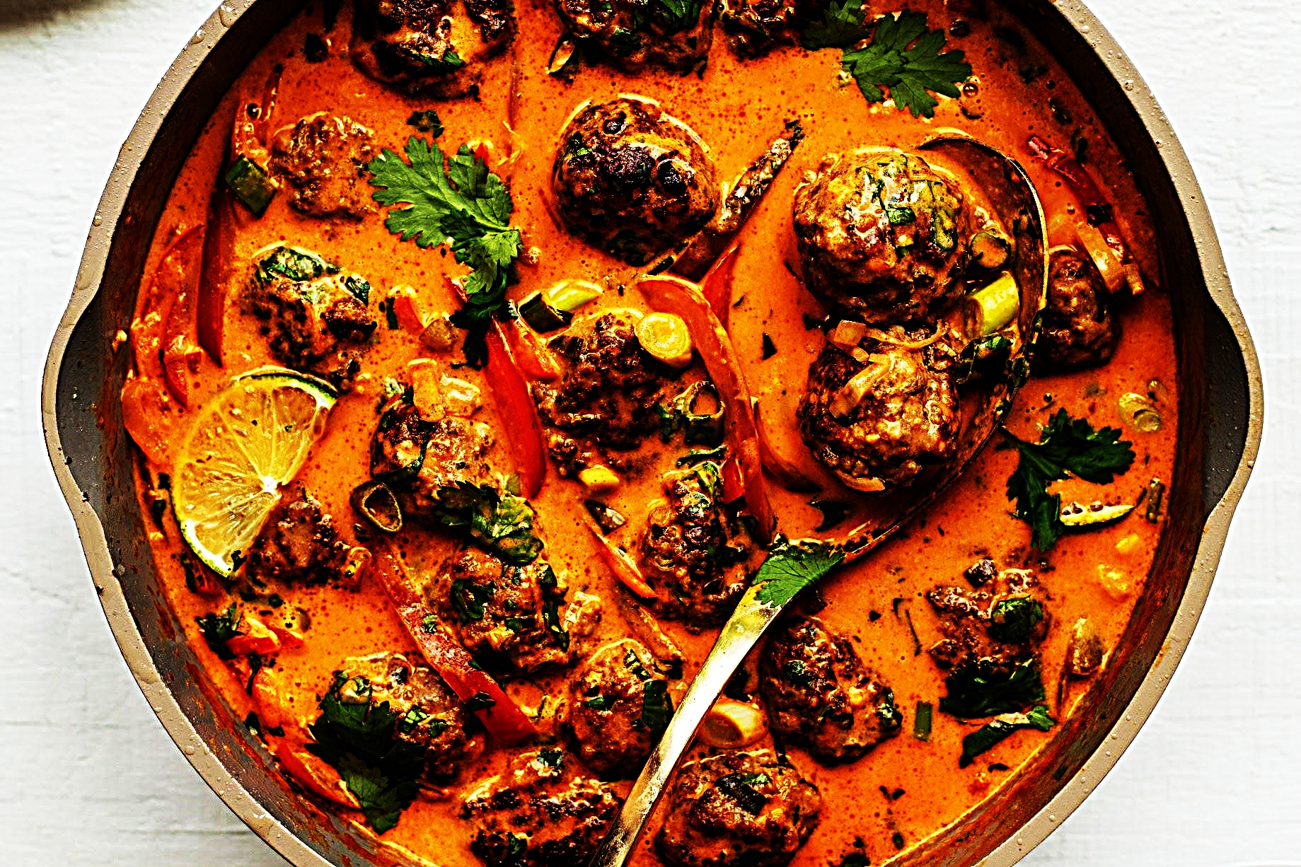 Stupid-Easy Recipe for Coconut Curry Pork Meatballs (#1 Top-Rated)