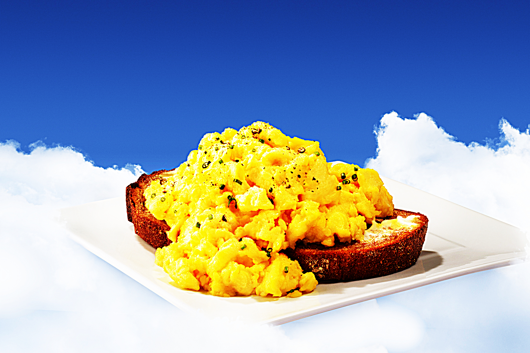 Stupid-Easy Recipe for Fluffy Scrambled Eggs (#1 Top-Rated)