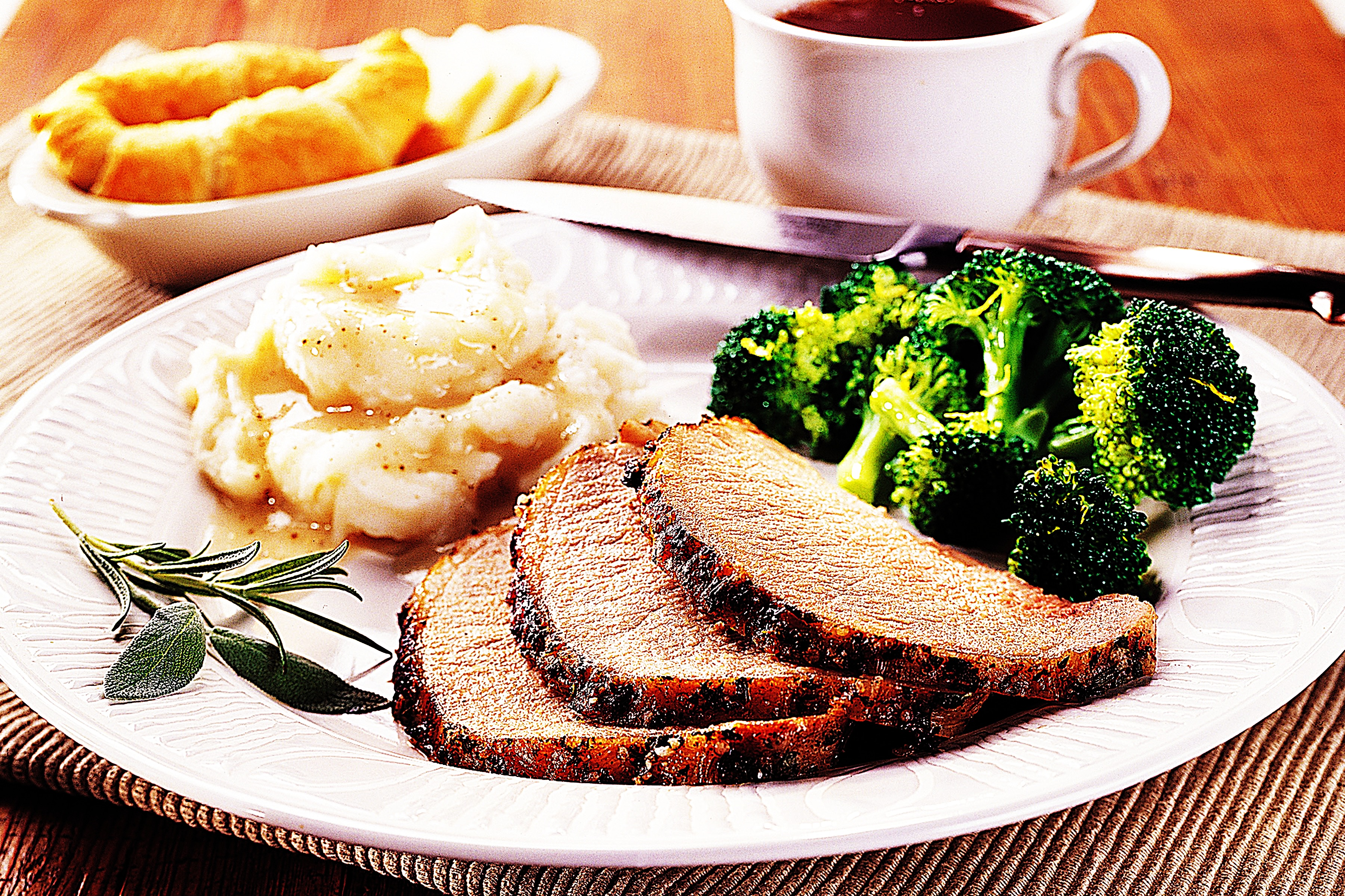 Stupid-Easy Recipe for Garlic-Herb Roast Pork (#1 Top-Rated)