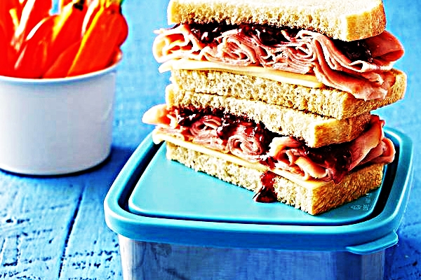 Stupid-Easy Recipe for Ham Jam Sandwich (#1 Top-Rated)