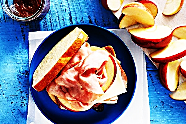 Stupid-Easy Recipe for Harvest Ham Sandwich (#1 Top-Rated)