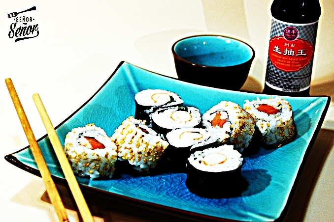 Stupid-Easy Recipe for Homemade Sushi and Maki Roll (#1 Top-Rated)