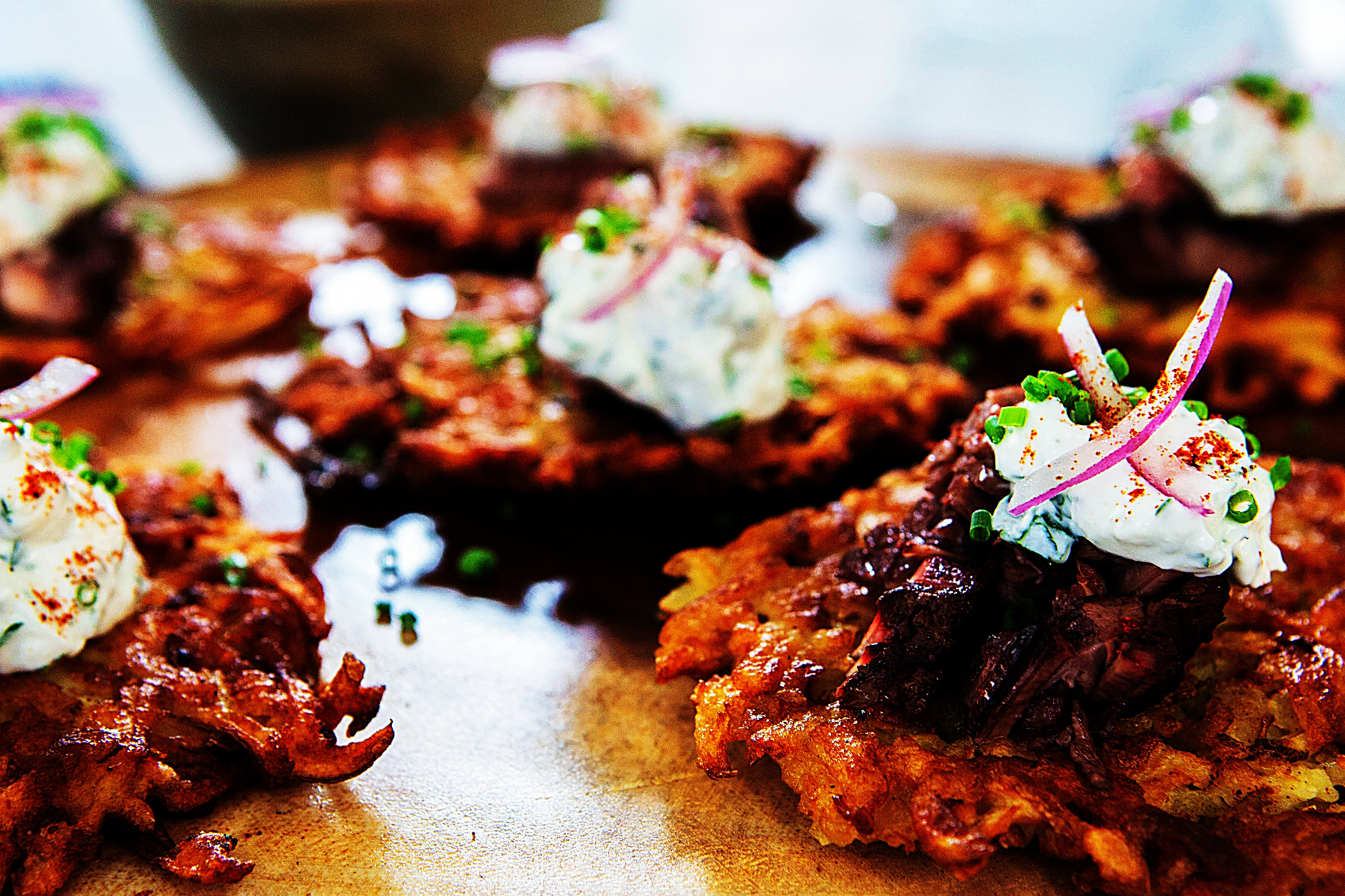 Stupid-Easy Recipe for Latke Tacos (#1 Top-Rated)