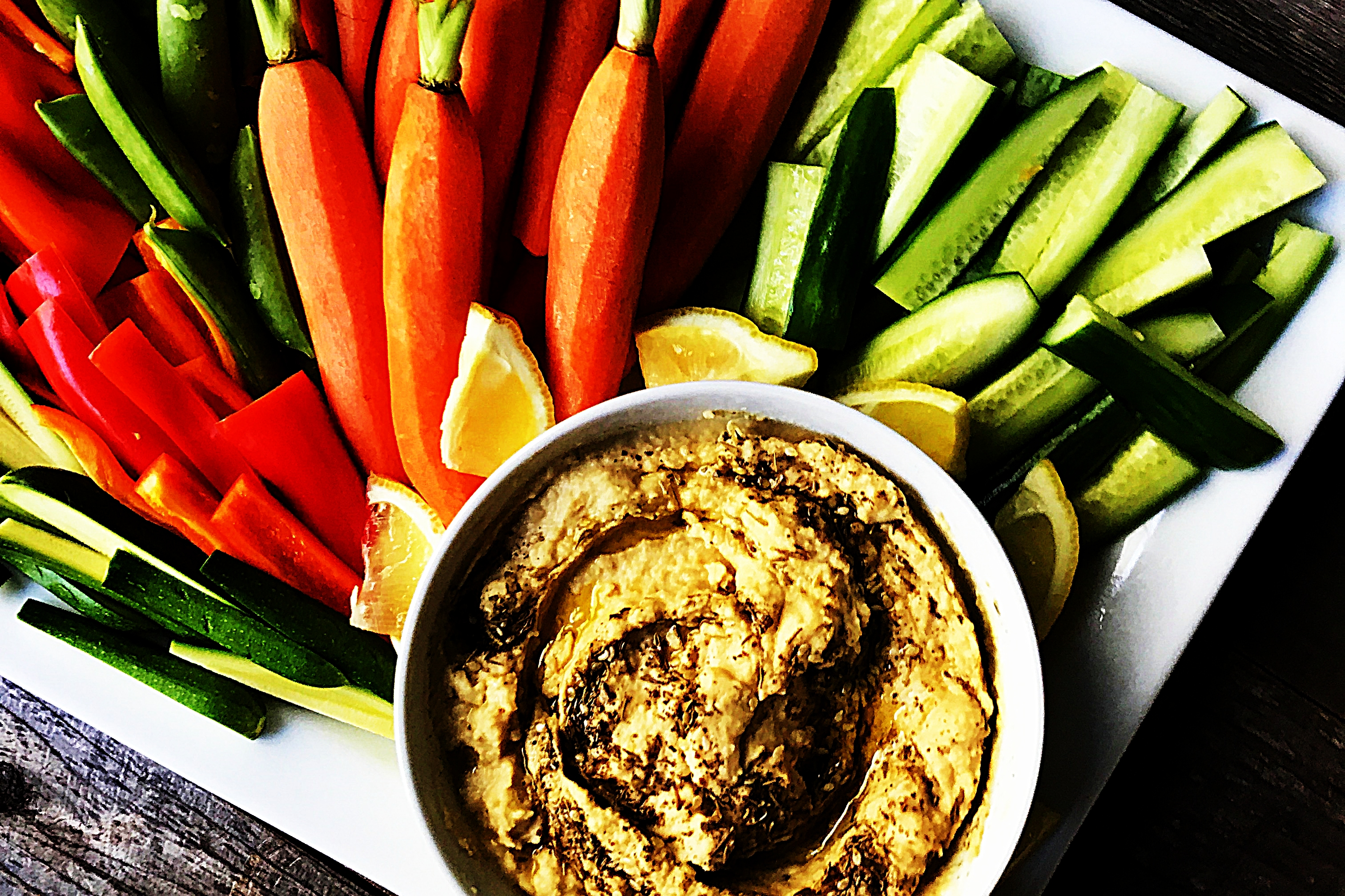 Stupid-Easy Recipe for Lemon Hummus (#1 Top-Rated)