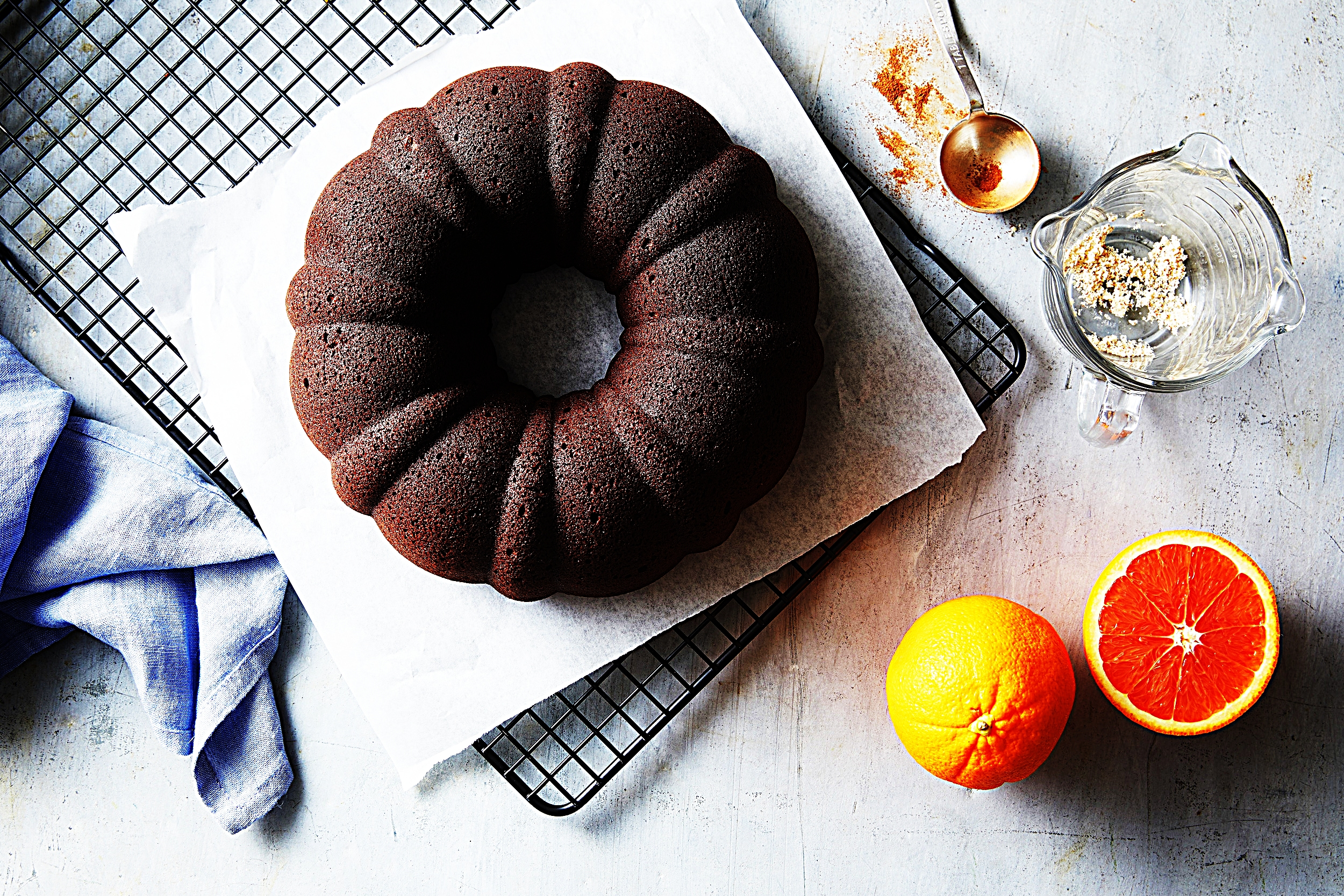 Stupid-Easy Recipe for Paleo Citrus and Spice Coffee Cake (#1 Top-Rated)