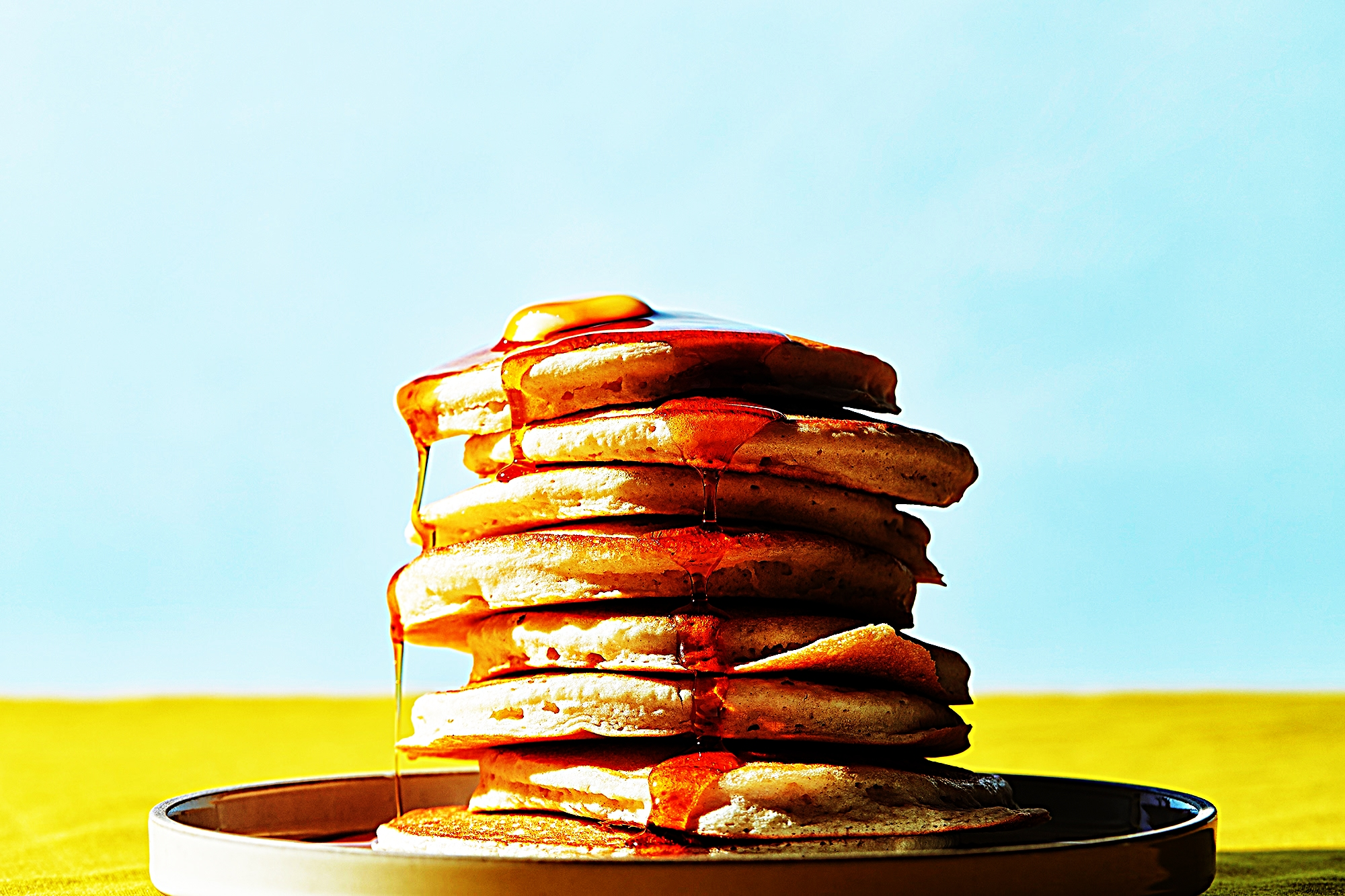 Stupid-Easy Recipe for Pancakes (#1 Top-Rated)