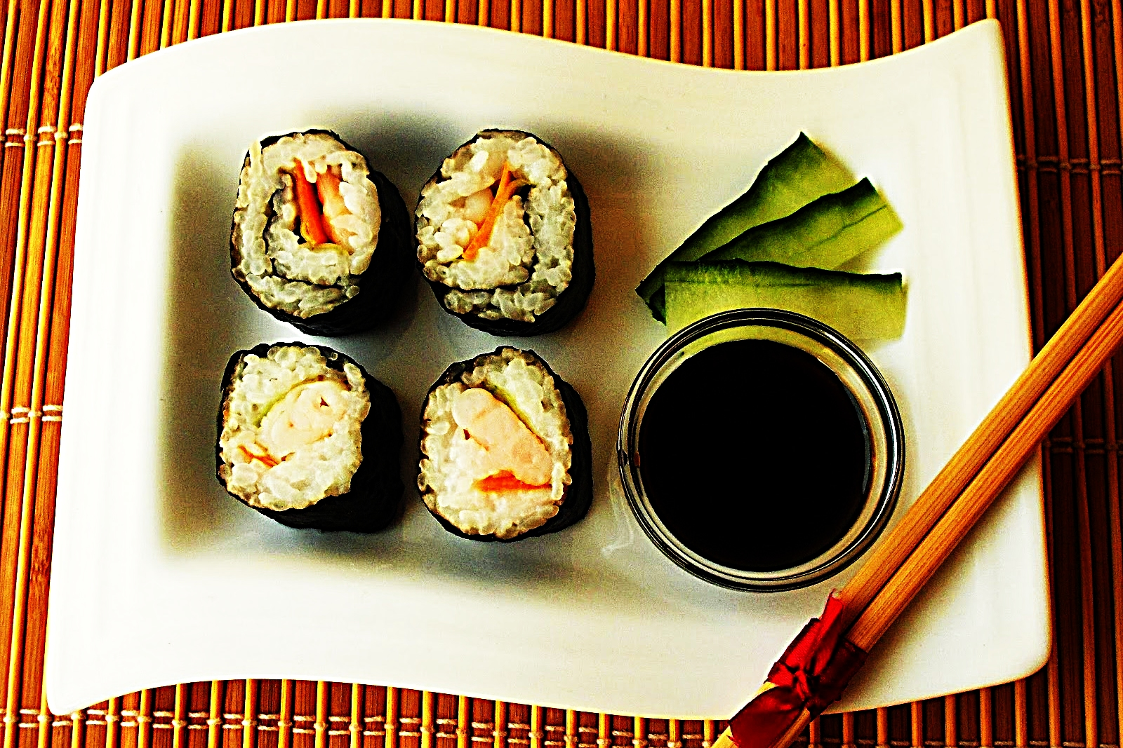 Stupid-Easy Recipe for Shrimp Sushi (#1 Top-Rated)
