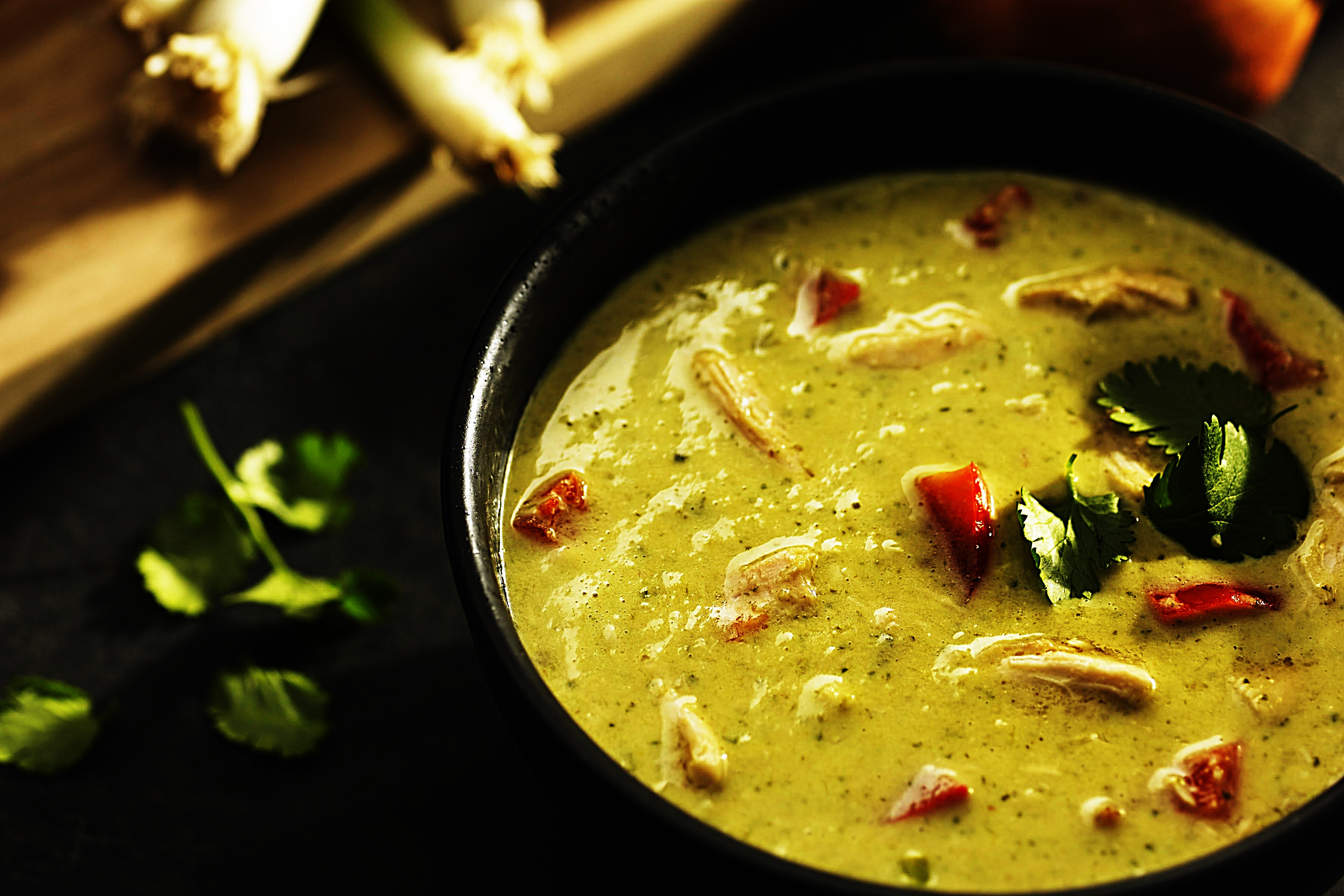 Stupid-Easy Recipe for Thai Green Curry Chicken Soup (#1 Top-Rated)