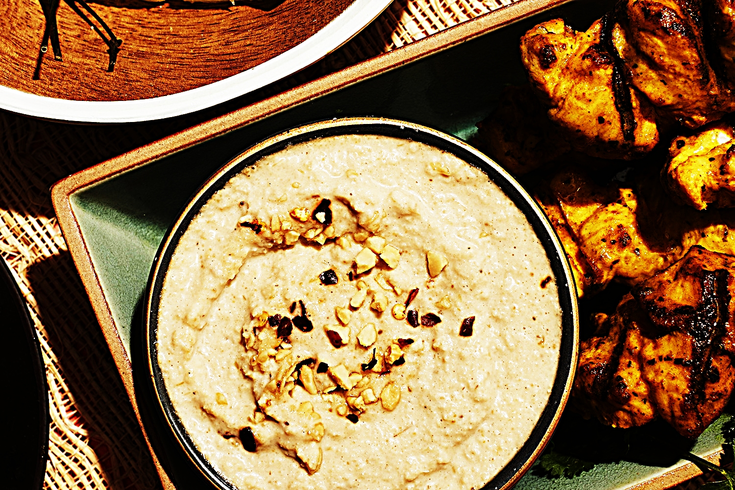 Stupid-Easy Recipe for Thai Peanut Dipping Sauce (#1 Top-Rated)