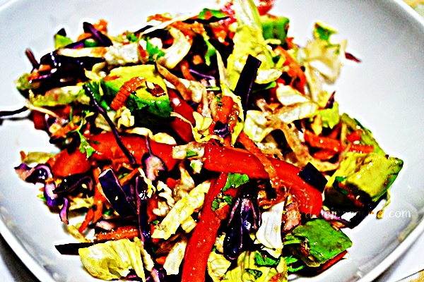 Stupid-Easy Recipe for Thai Salad (#1 Top-Rated)