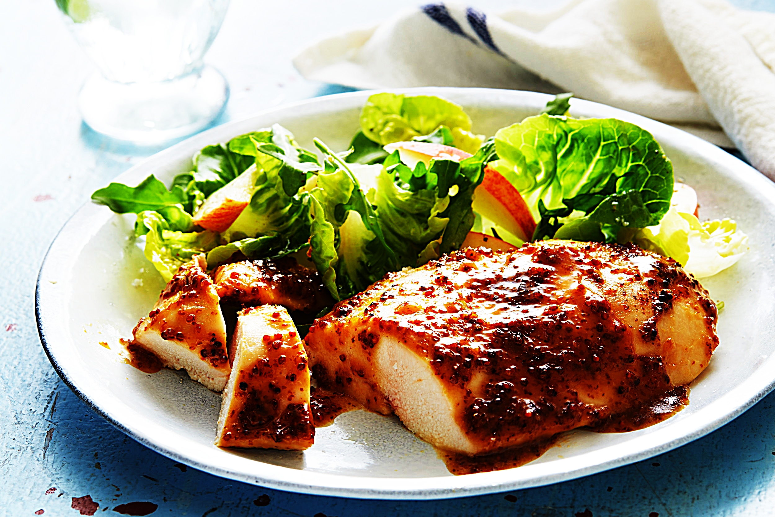 Stupid-Easy Recipe for 5-Ingredient Honey-Mustard Chicken Breasts (#1 Top-Rated)
