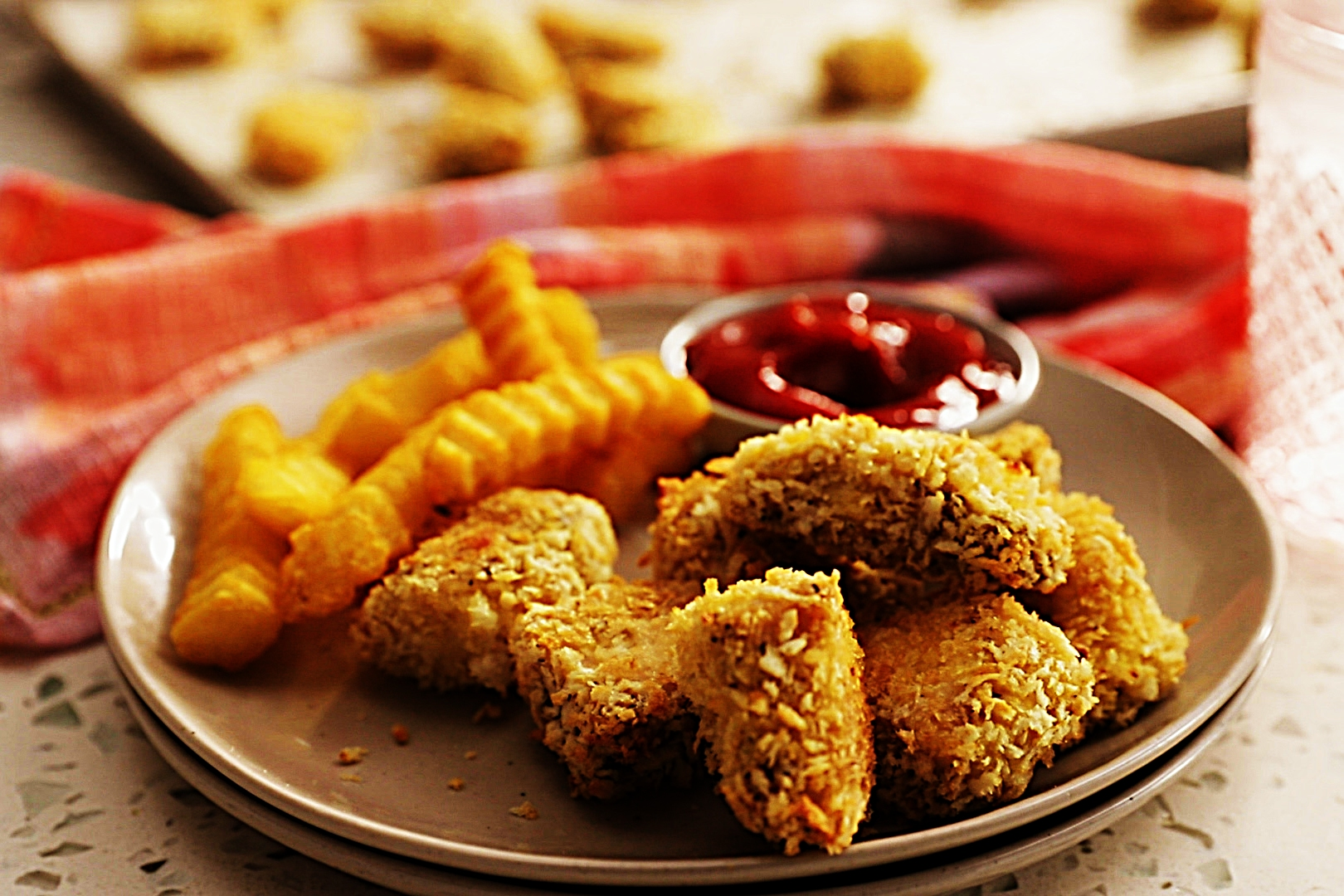 Stupid-Easy Recipe for Baked Chicken Nuggets (#1 Top-Rated)