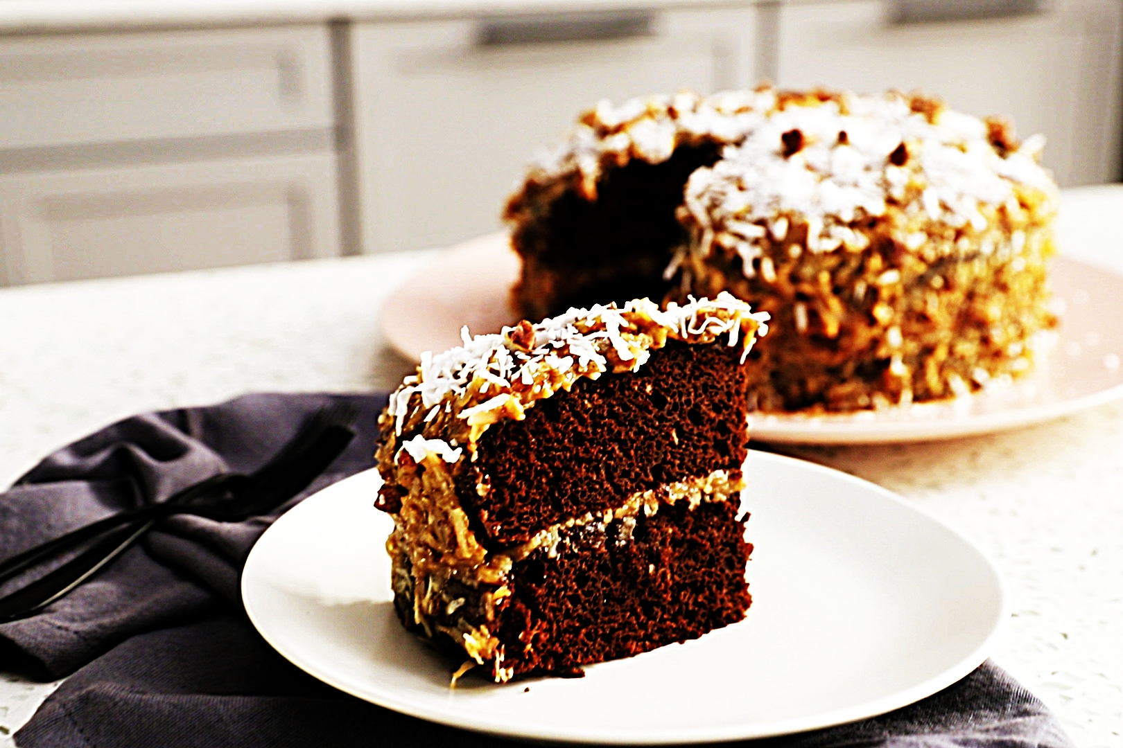 Stupid-Easy Recipe for Buttermilk German Chocolate Cake (#1 Top-Rated)