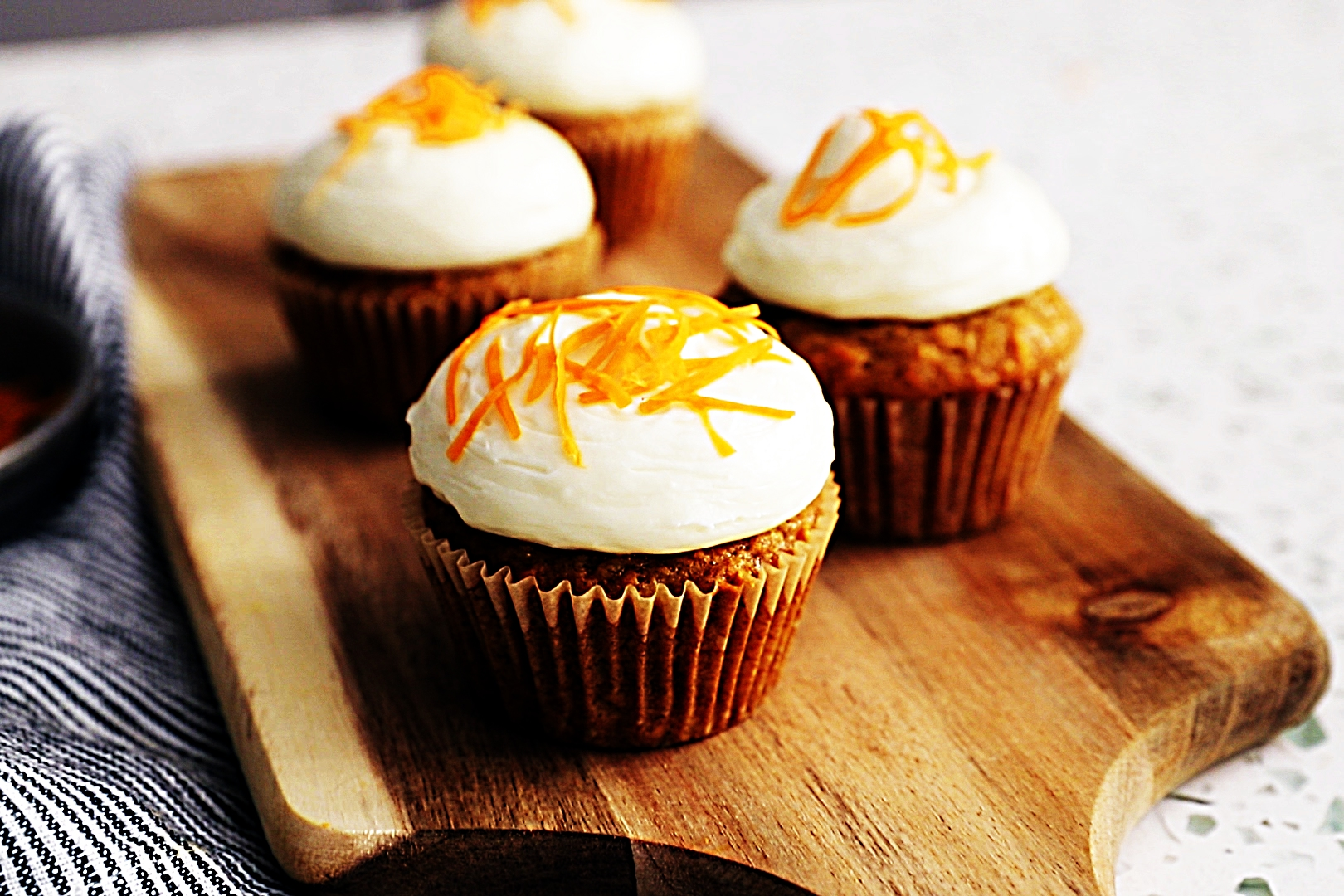 Stupid-Easy Recipe for Carrot Cupcakes (#1 Top-Rated)