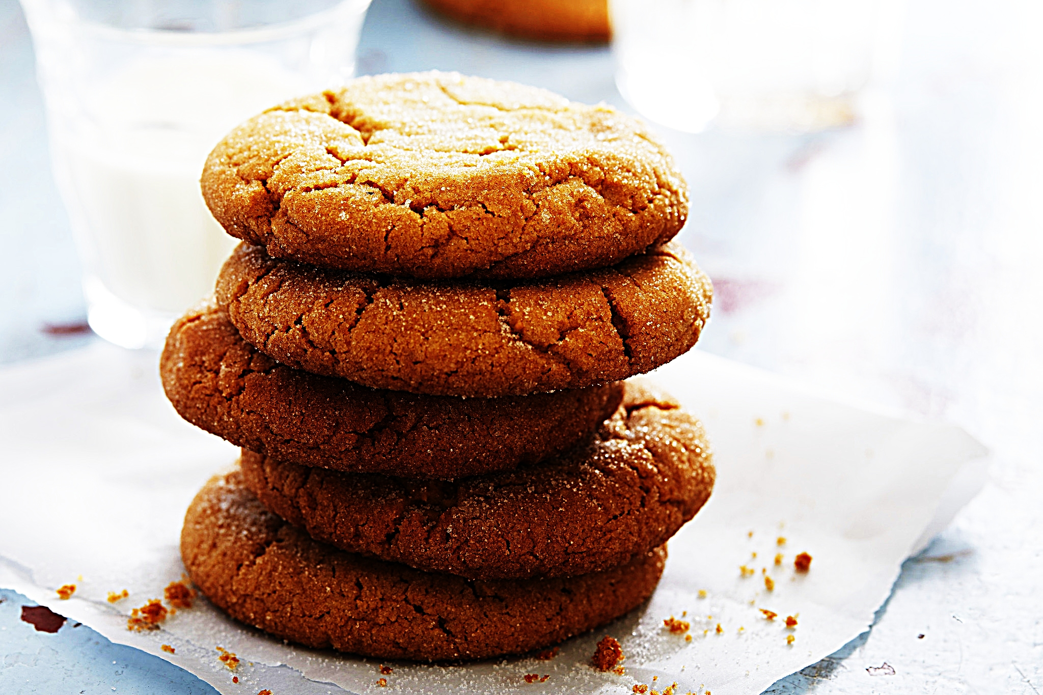 Stupid-Easy Recipe for Chewy-Crispy Peanut Butter Cookies (#1 Top-Rated)