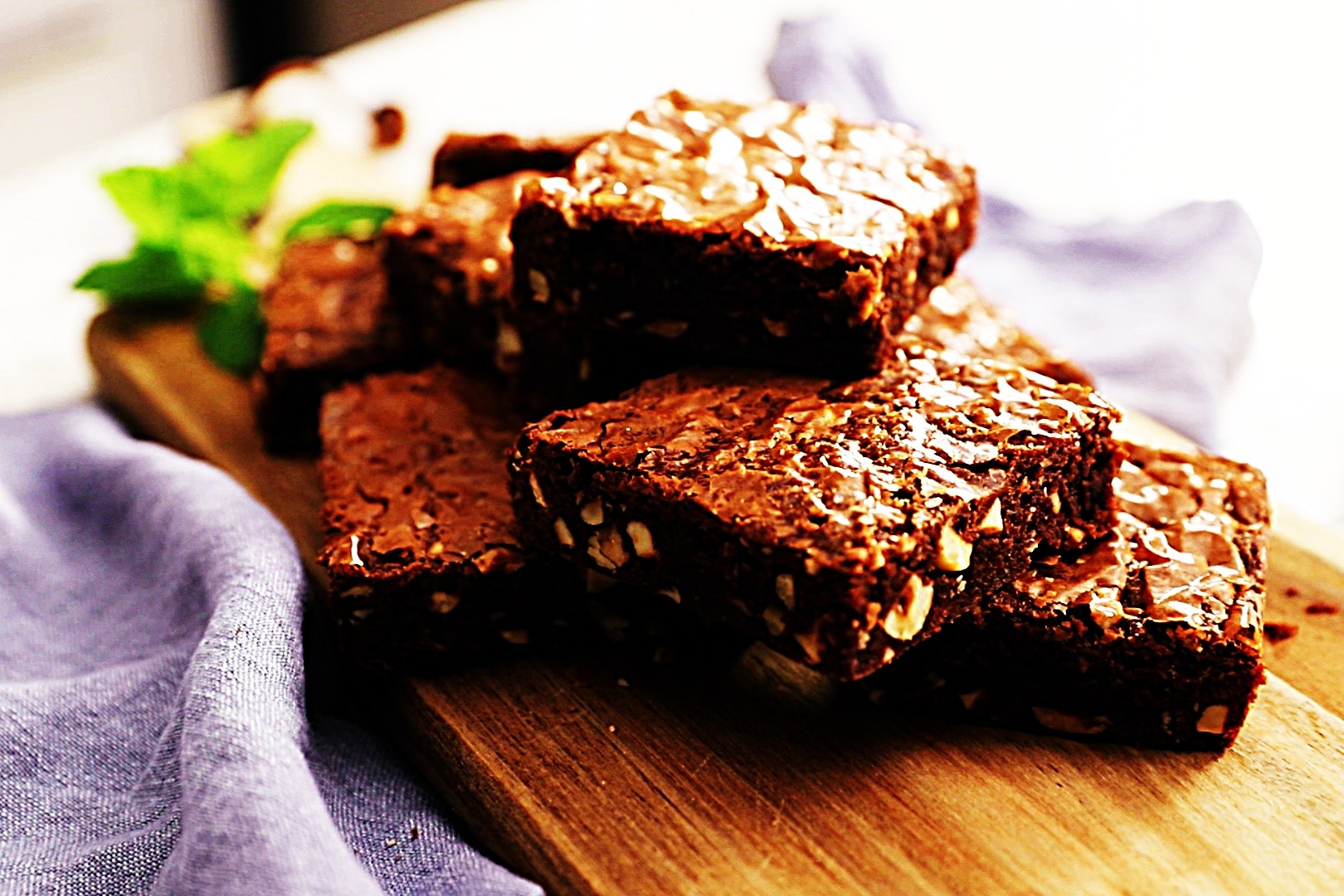 Stupid-Easy Recipe for Chewy Nutella Brownies (#1 Top-Rated)
