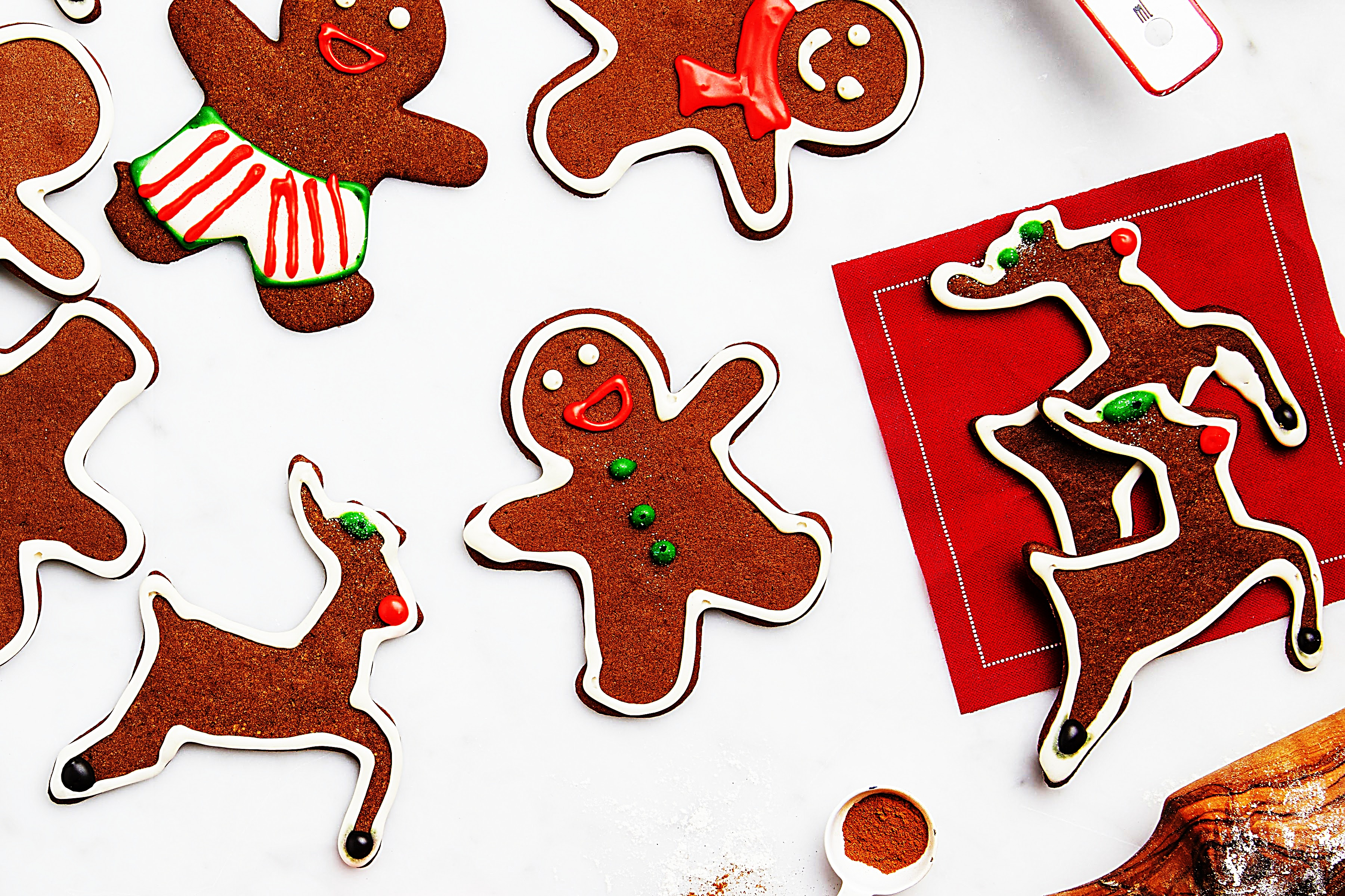 Stupid-Easy Recipe for Classic Holiday Gingerbread Cookies (#1 Top-Rated)