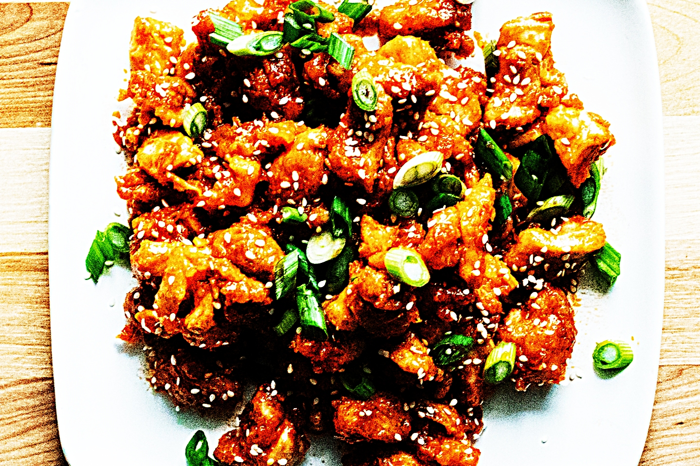 Stupid-Easy Recipe for Easy Korean Sticky Chicken (#1 Top-Rated)