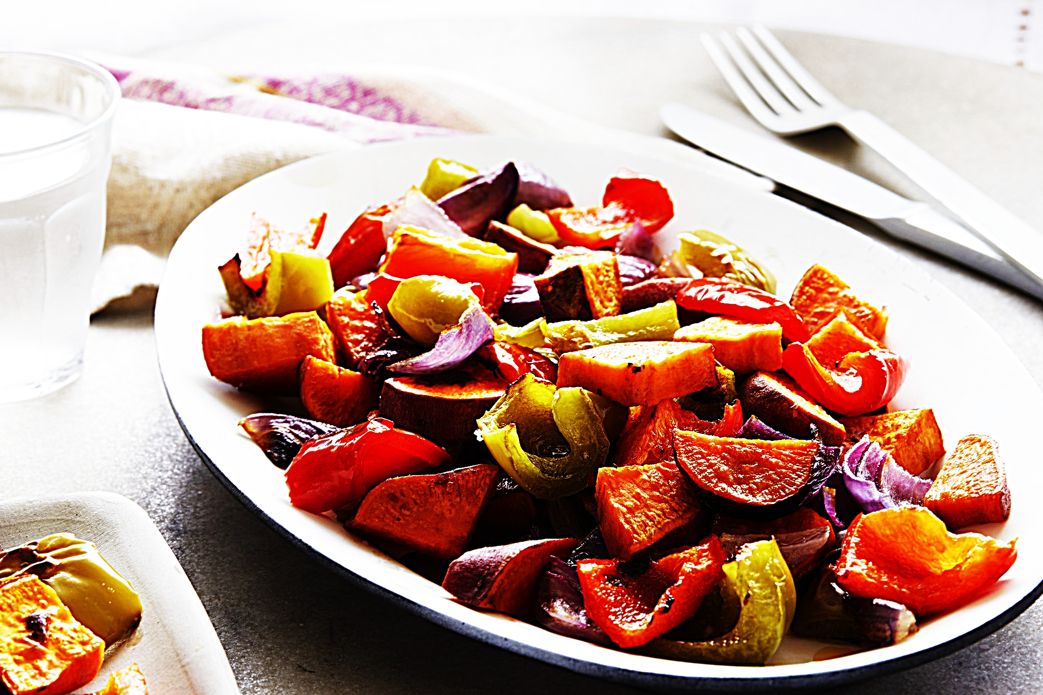 Stupid-Easy Recipe for Easy Oven-Roasted Vegetables (#1 Top-Rated)