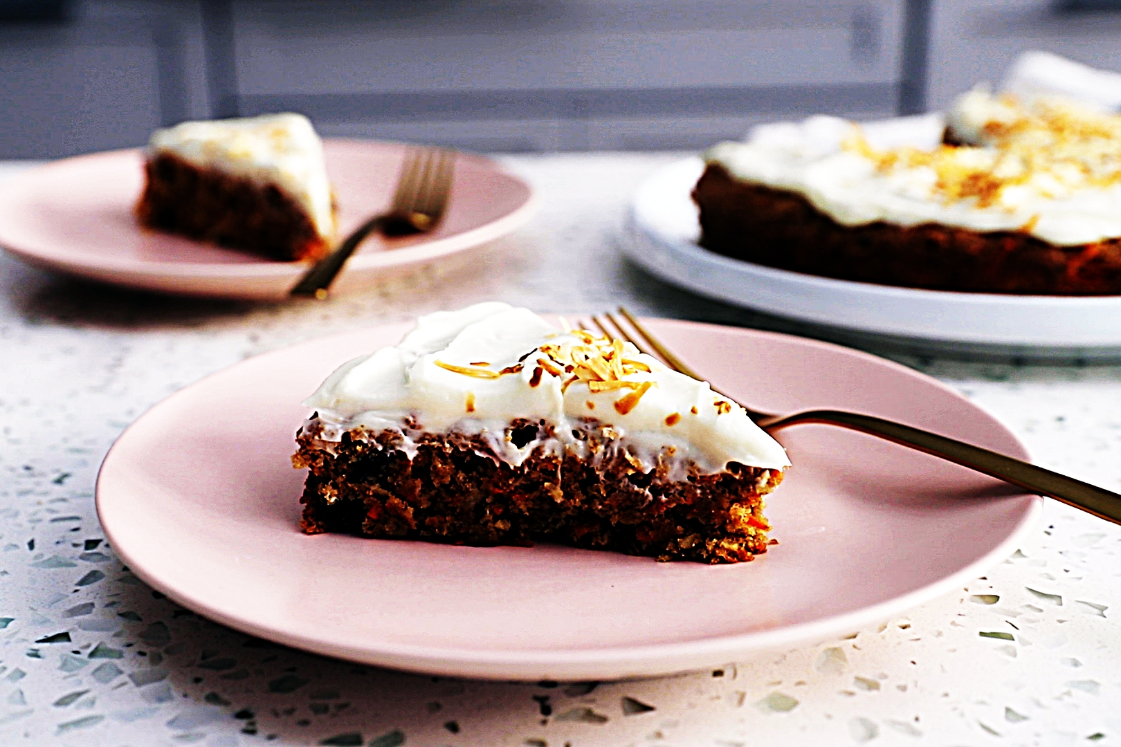 Stupid-Easy Recipe for Gluten-Free Carrot Cake (#1 Top-Rated)