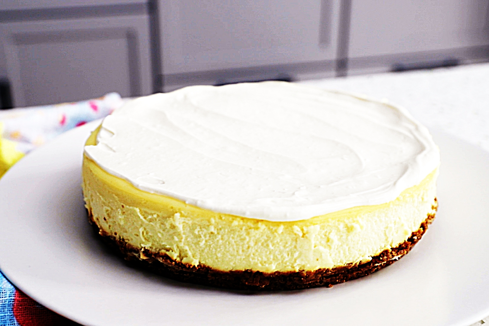 Stupid-Easy Recipe for Gluten-Free Cheesecake (#1 Top-Rated)