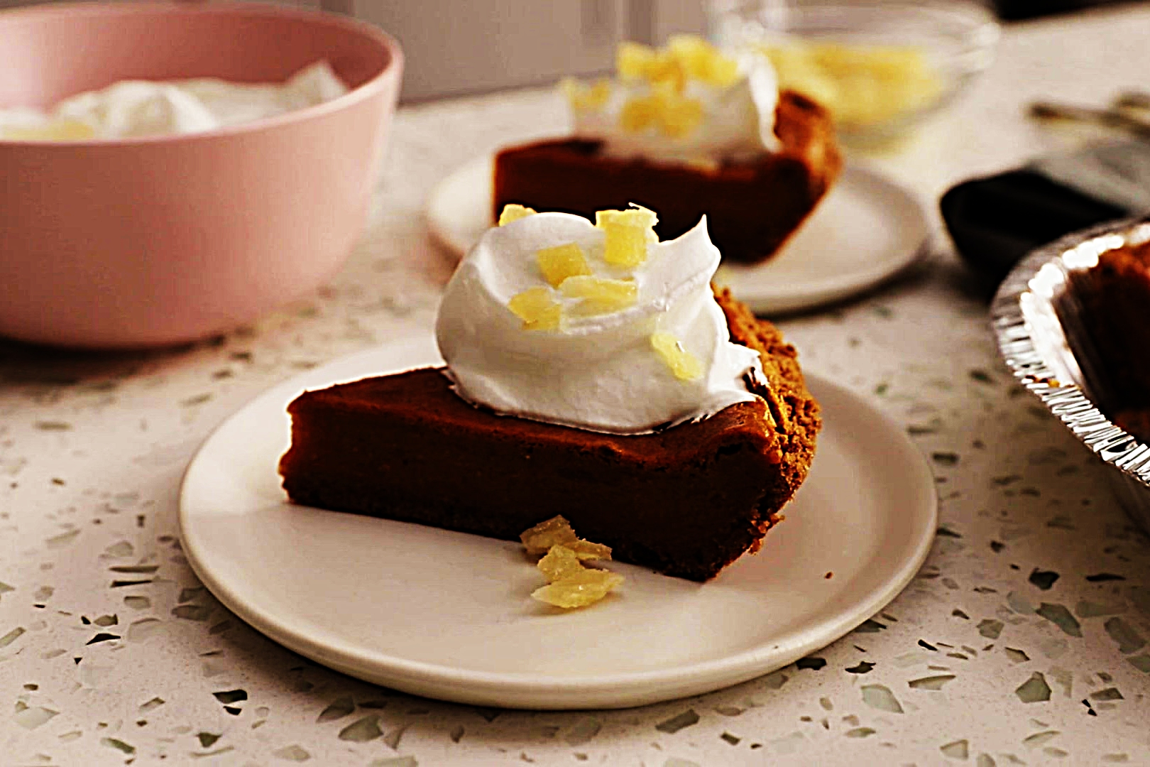 Stupid-Easy Recipe for Gluten-Free, Dairy-Free, Egg-Free Pumpkin Pie (#1 Top-Rated)