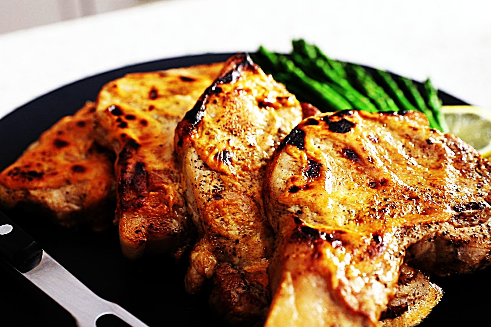 Stupid-Easy Recipe for Honey-Dijon Pork Chops (#1 Top-Rated)