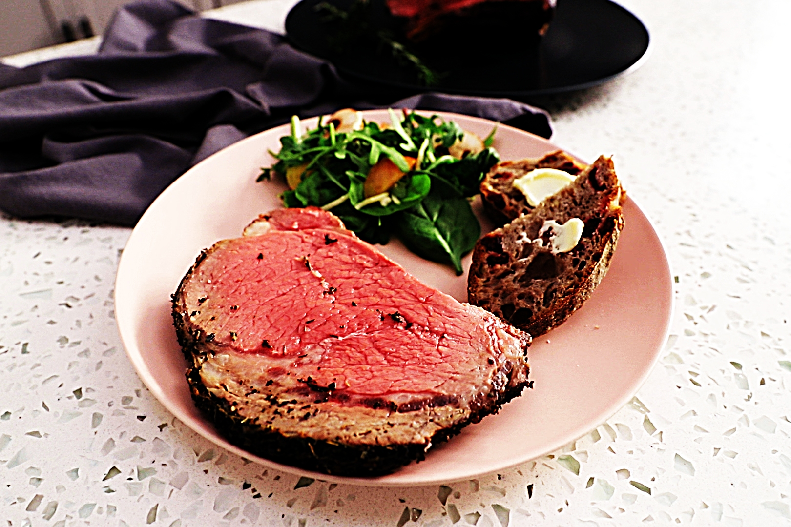 Stupid-Easy Recipe for Prime Rib with Herbes de Provence Crust (#1 Top-Rated)