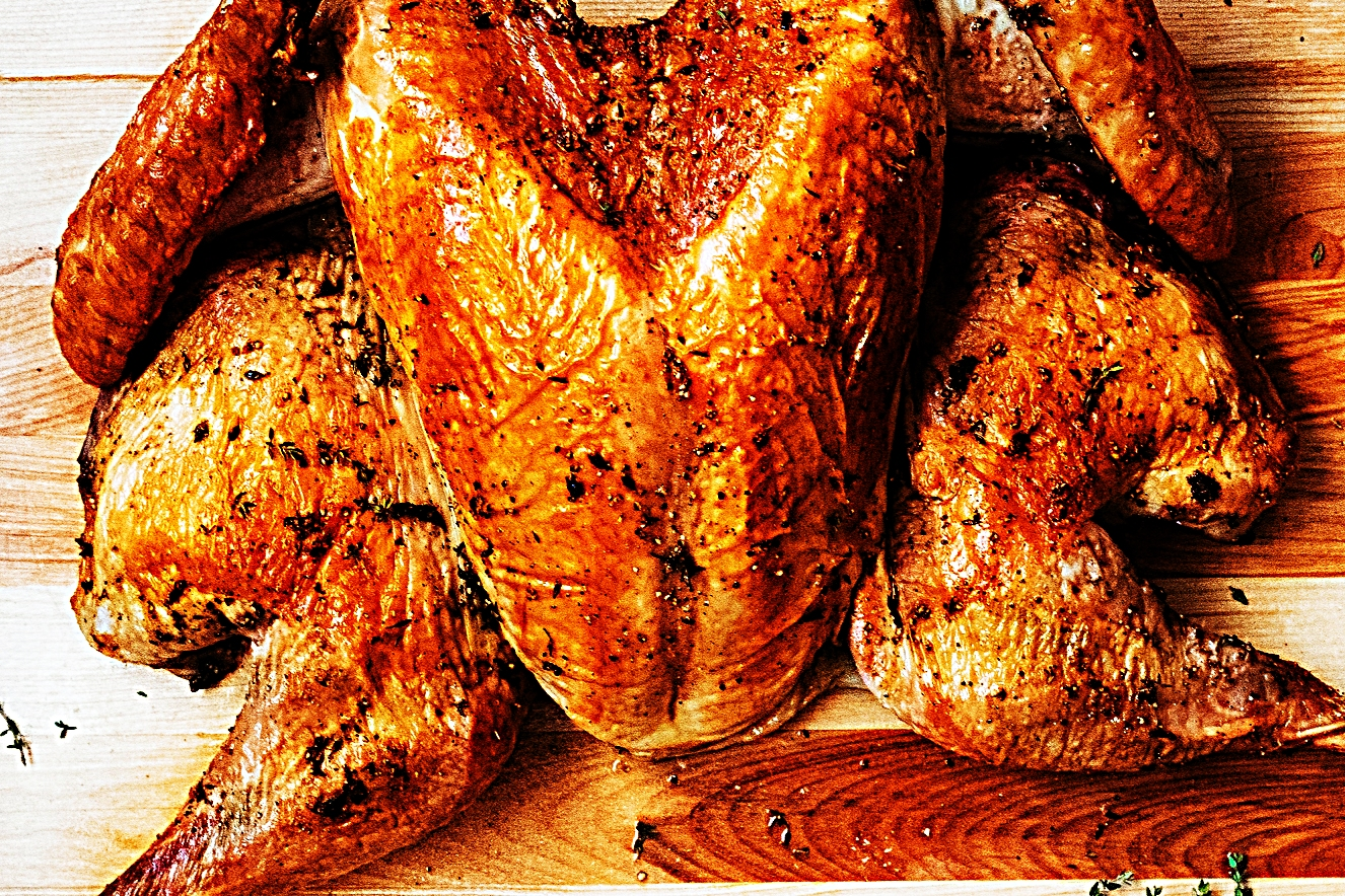 Stupid-Easy Recipe for Quick Butterflied Roast Turkey (#1 Top-Rated)