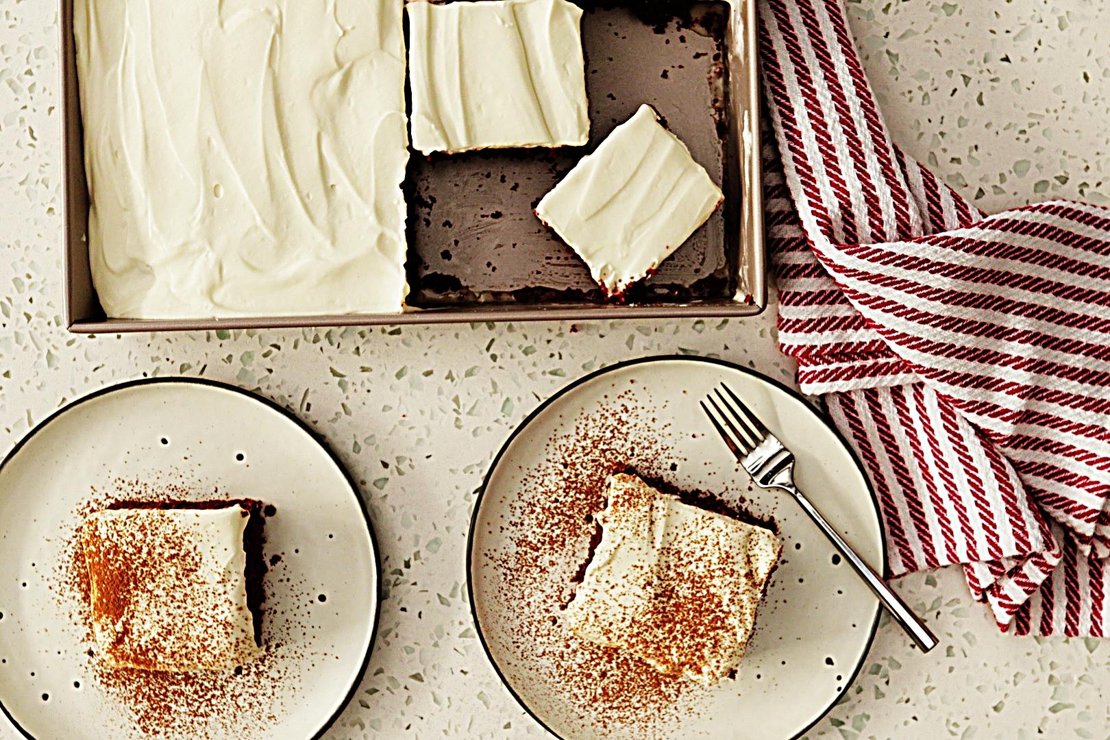 Stupid-Easy Recipe for Red Velvet Poke Cake (#1 Top-Rated)