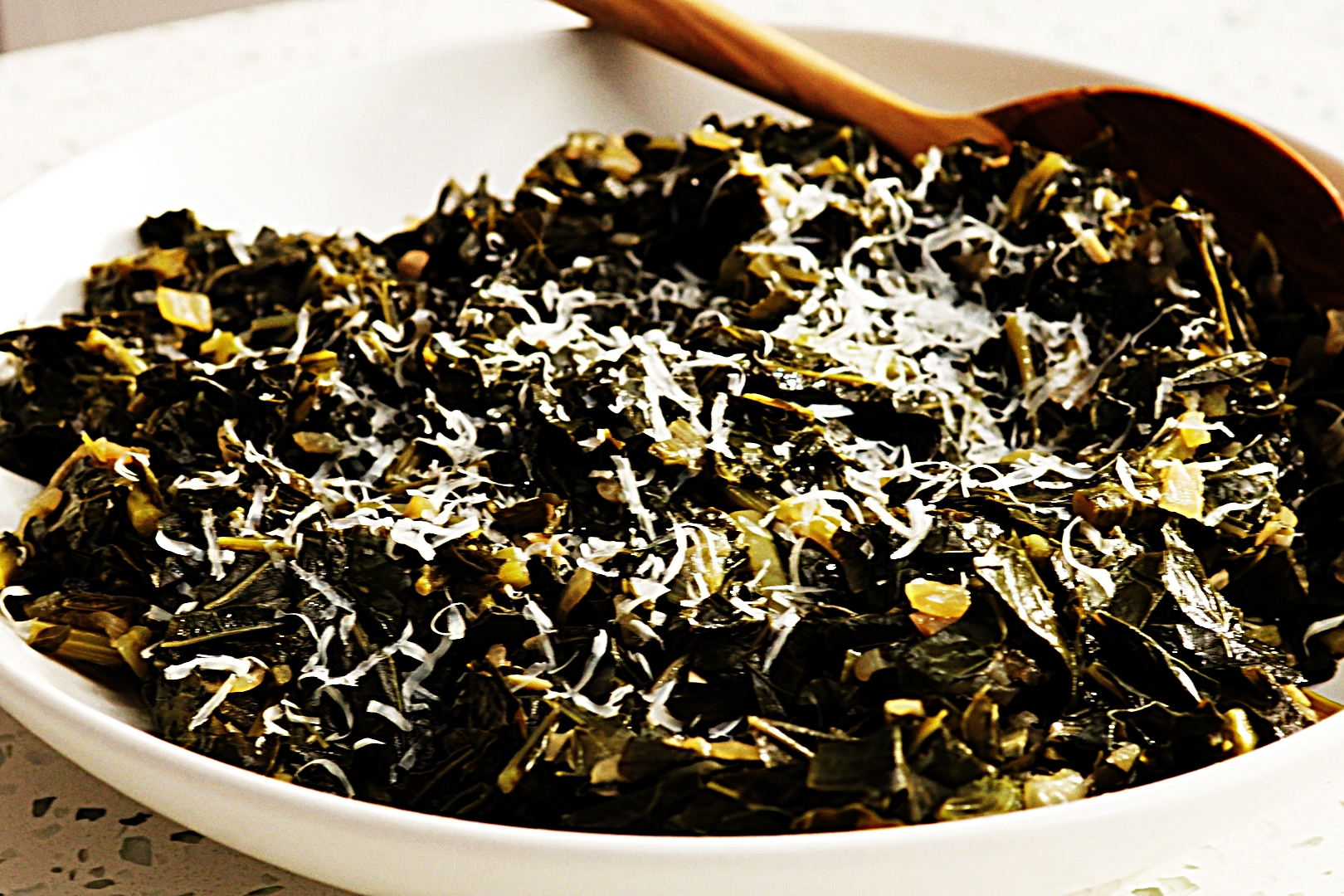 Stupid-Easy Recipe for Reduced-Sodium Baked Collard Greens (#1 Top-Rated)