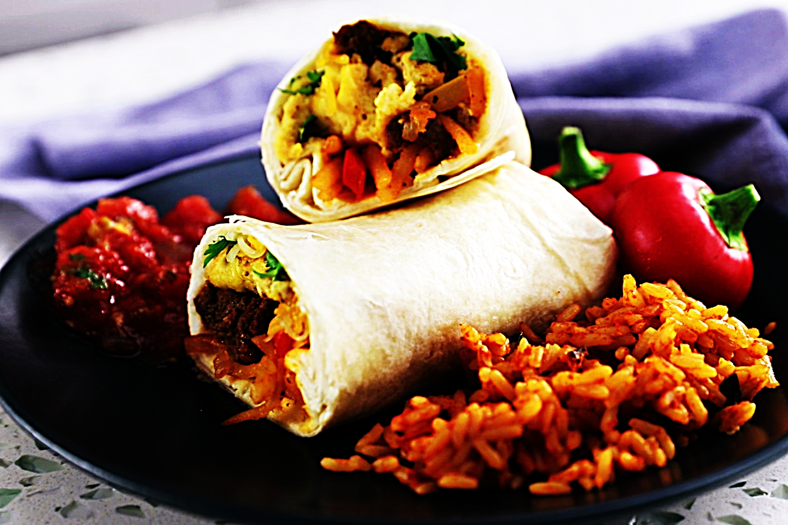 Stupid-Easy Recipe for Sheet Pan Chorizo and Potato Breakfast Burritos (#1 Top-Rated)