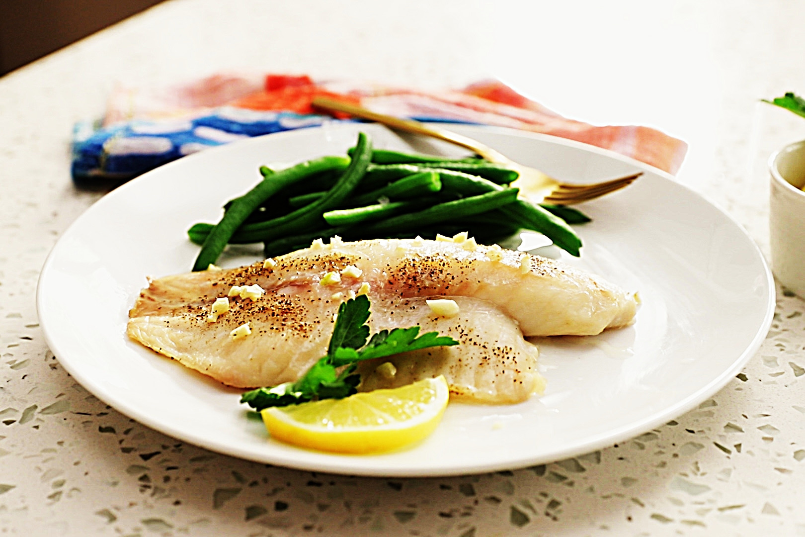 Stupid-Easy Recipe for Simple Baked Tilapia (#1 Top-Rated)
