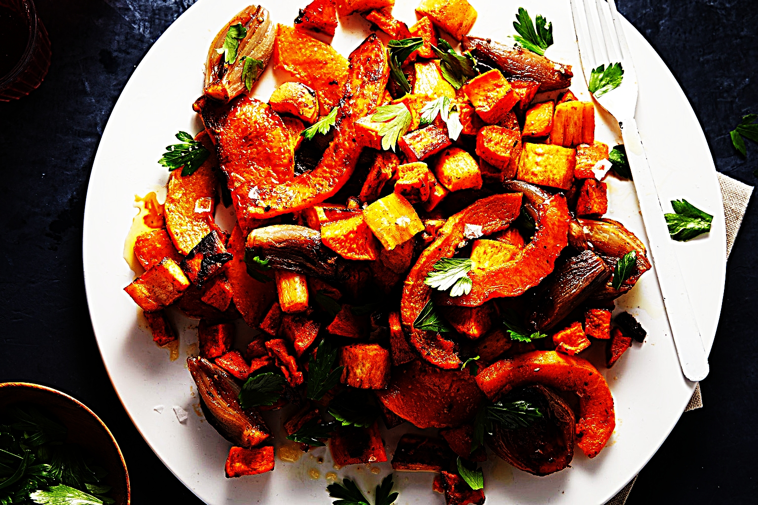Stupid-Easy Recipe for Smoky Roasted Fall Vegetables (#1 Top-Rated)