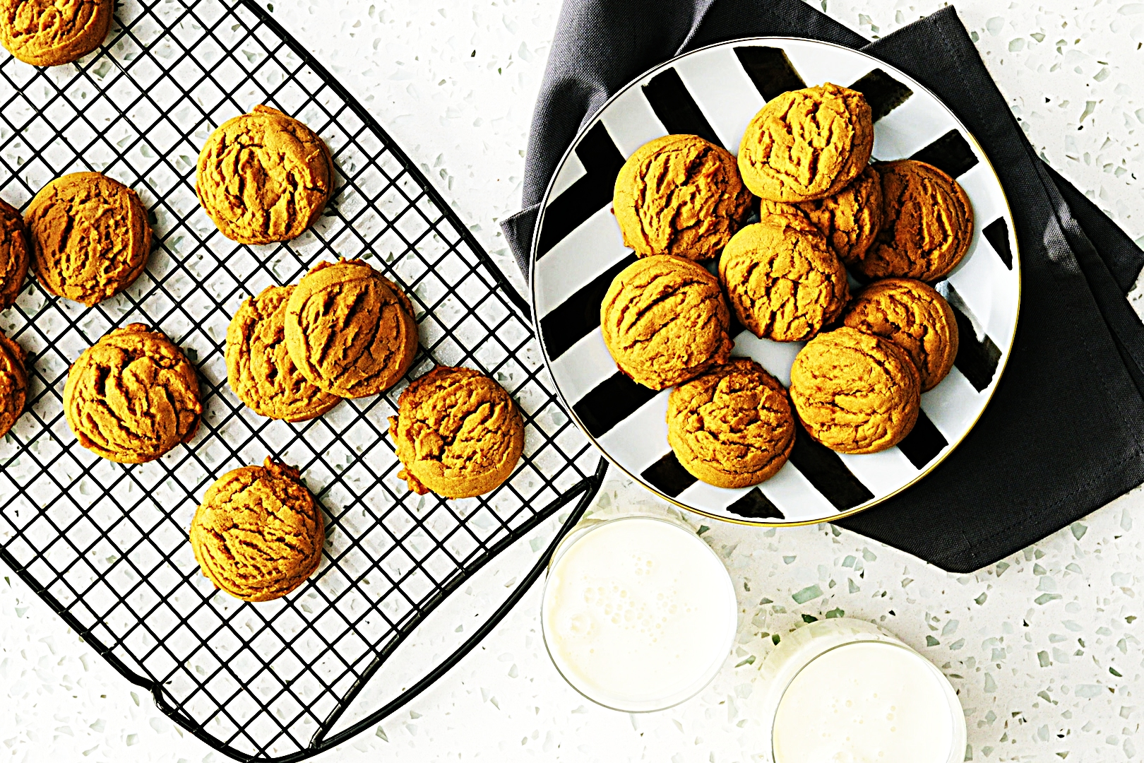 Stupid-Easy Recipe for Soft and Chewy Ginger Cookies (#1 Top-Rated)