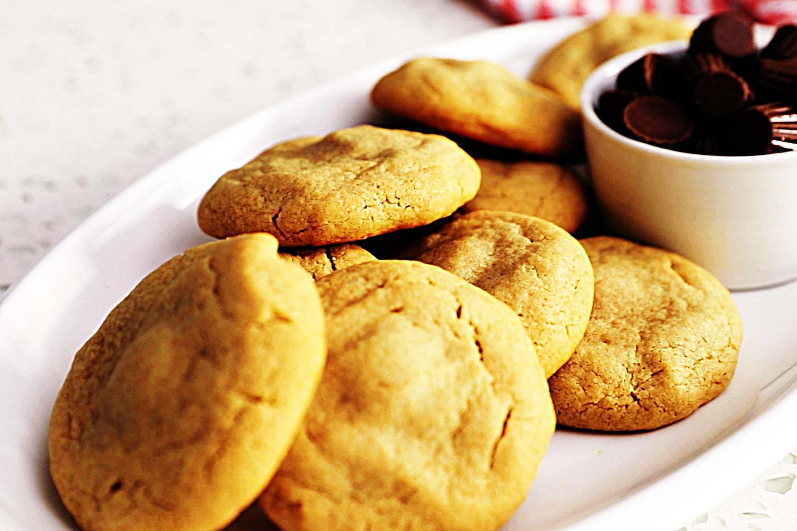 Stupid-Easy Recipe for Stuffed Peanut Butter Cookies (#1 Top-Rated)