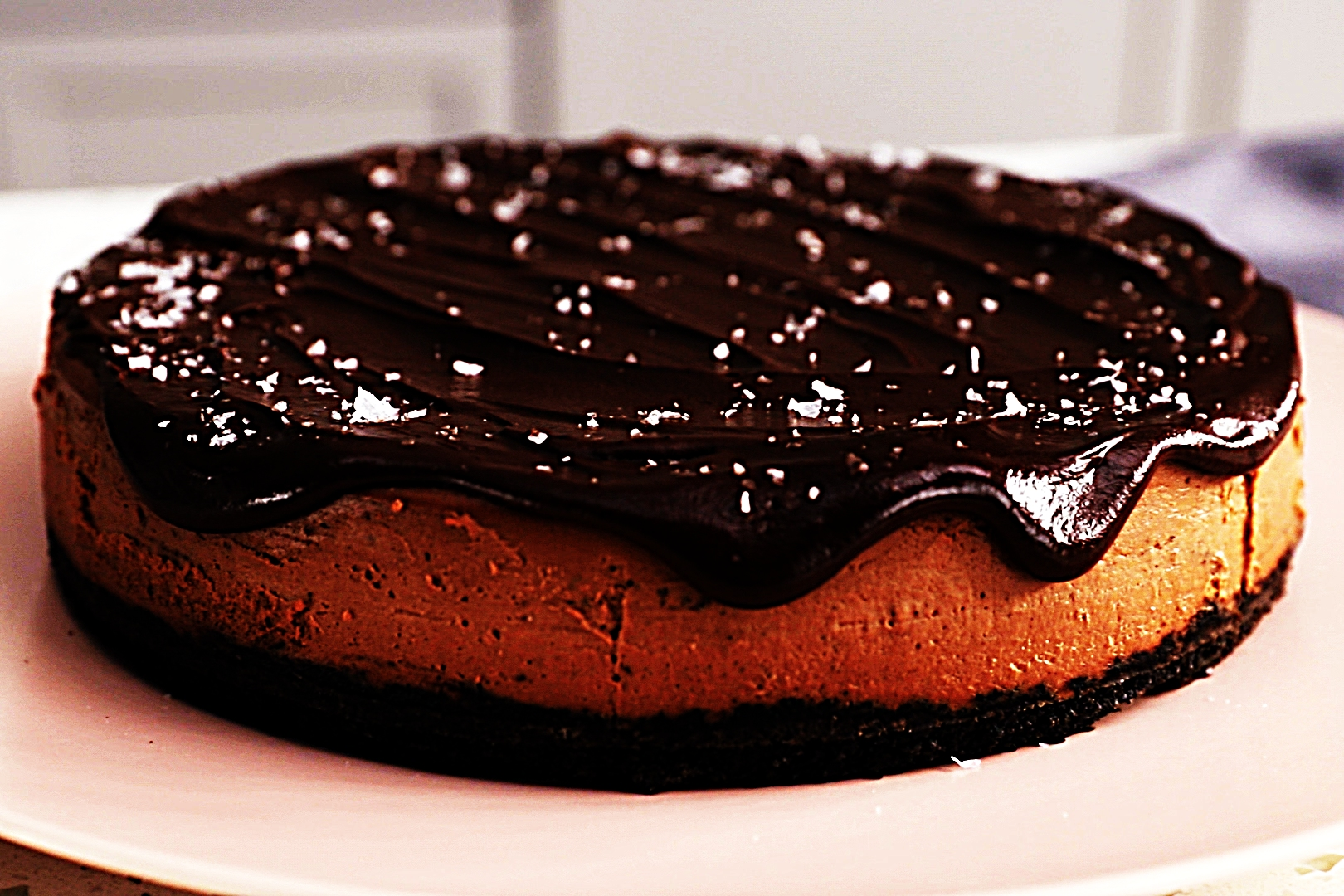 Stupid-Easy Recipe for Triple Chocolate Cheesecake (#1 Top-Rated)