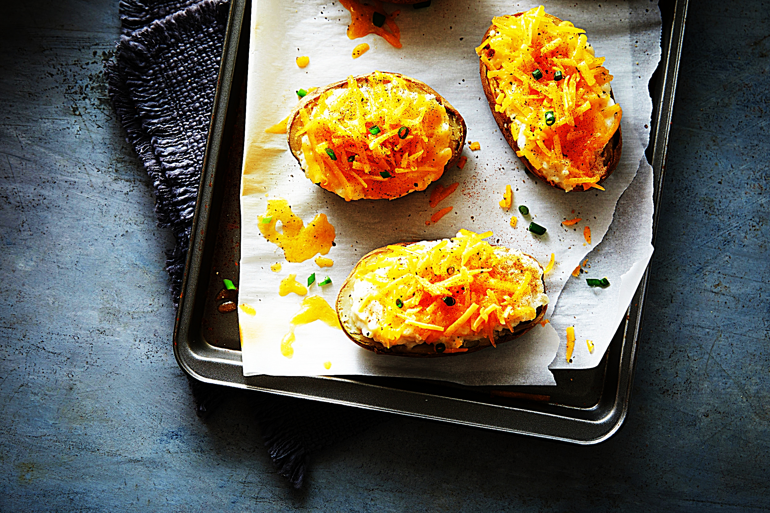 Stupid-Easy Recipe for Twice Baked Potatoes (#1 Top-Rated)