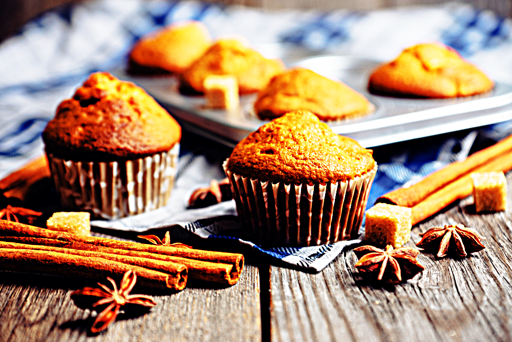 Stupid-Easy Recipe for Vegan Pumpkin Muffins (#1 Top-Rated)